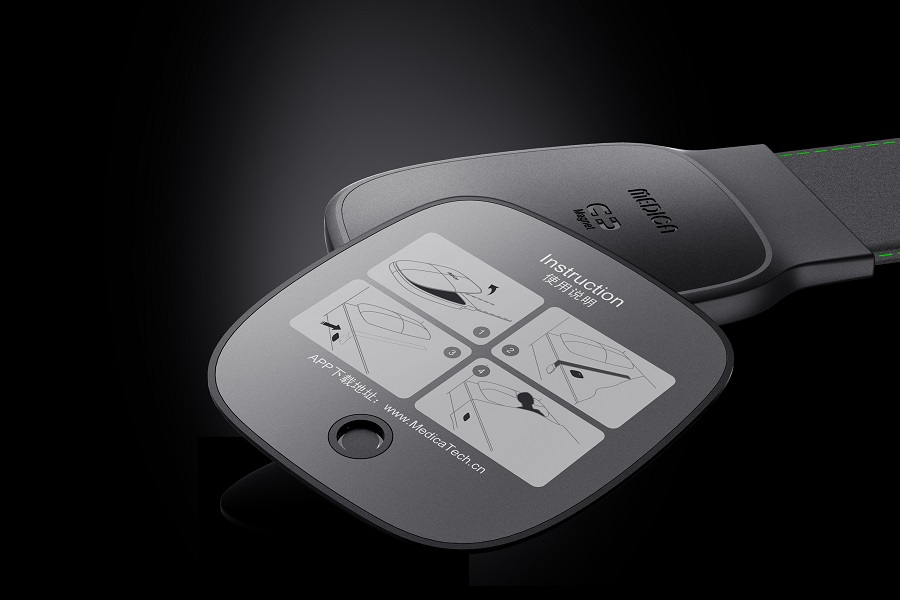 Sleepace RestOn Smart Sleep Monitor - Golden Pin Design Award